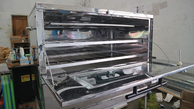 Cara Kerja Oven Gas Otomatis untuk Industri Bakery