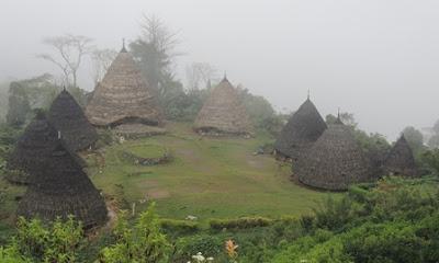 Desa Wae Rebo, desa terindah di flores Indonesia