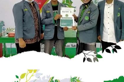 Konfercab XXIV PC IPNU IPPNU Tuban di IAINU Tuban
