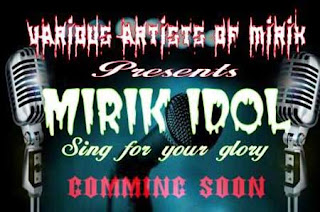 Mirik Idol-Sing for your Glory audition