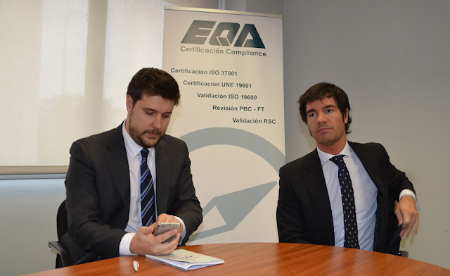 Entrevista a Jorge A. González Hurtado y Gonzalo García Bailón EQA (European Quality Assurance Spain)