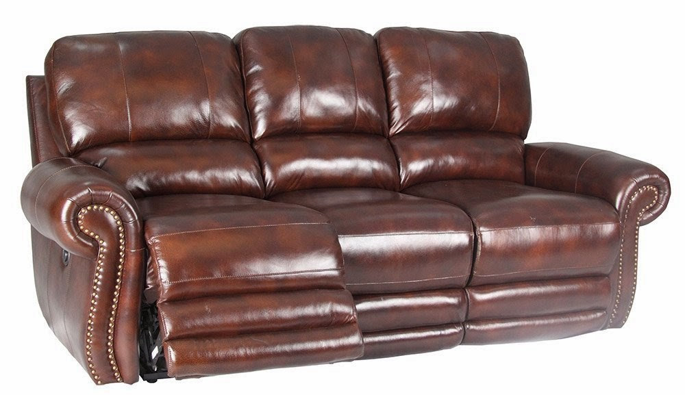 The Best Power Reclining Sofa Reviews Dual Power Reclining Leather Sofa Chateau D 39 Ax