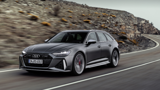 Audi from 'hell' comes with a thrilling sound