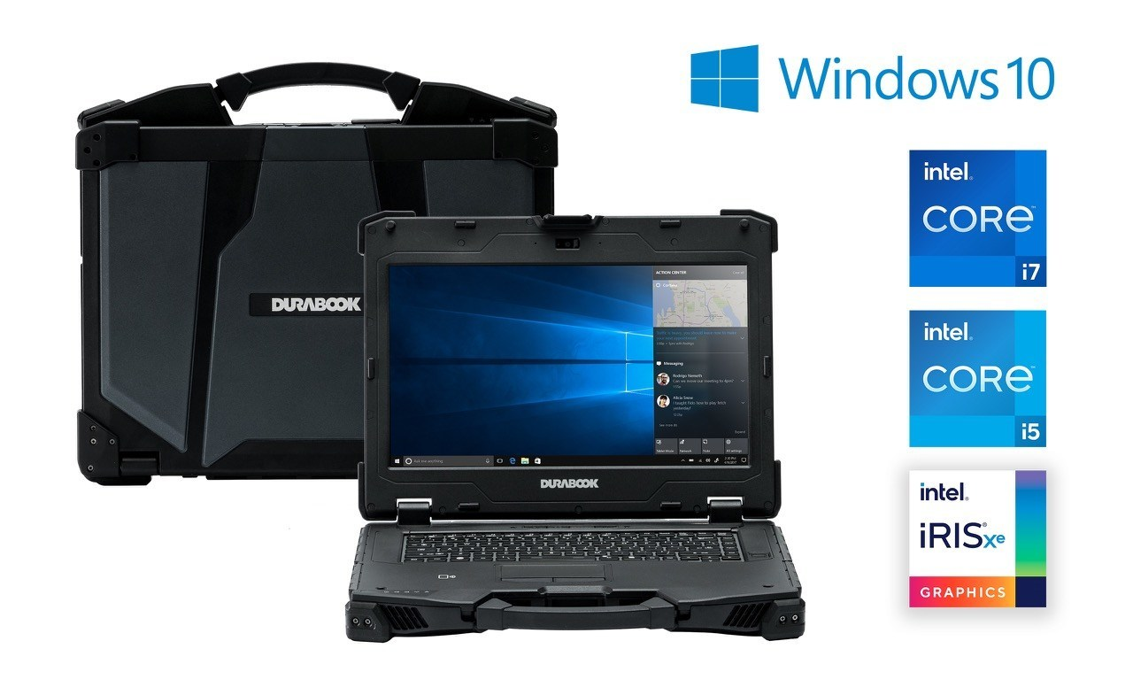 Durabook Introduces New Advanced Z14I Fully-Rugged Laptop