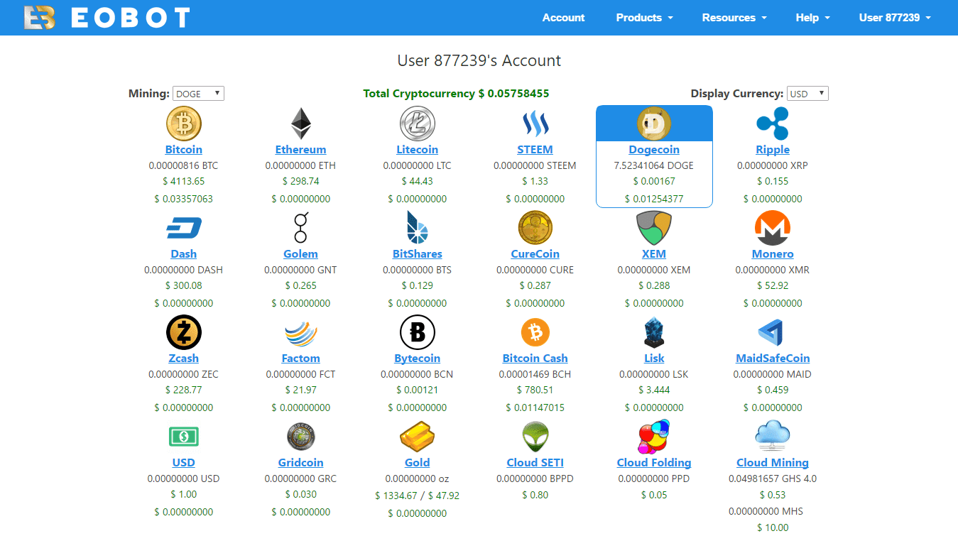 Getting Started Mining Altcoin Reddit In Mine Cloud Mining