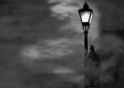 Νουάρ ατμόσφαιρα / Noir foggy night
