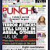 NAIJA NEWSPAPERS: TODAY'S THE PUNCH NEWSPAPER HEADLINES [9TH DECEMBER, 2017].