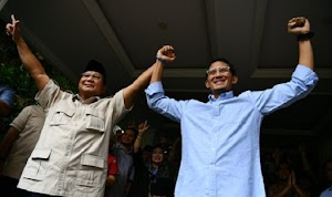 Prabowo-Sandi rejects the results of the 2019 Election