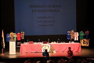 Asamblea del Barakaldo CF