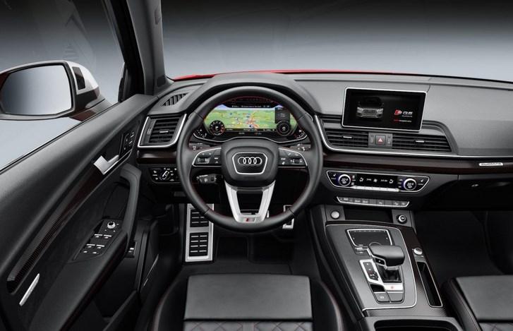 Audi Concept Full Size Suv In Coupe Design Toyota Asia