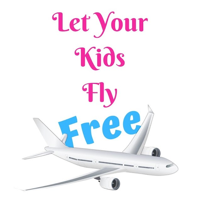 8 Kids Fly Free Airlines