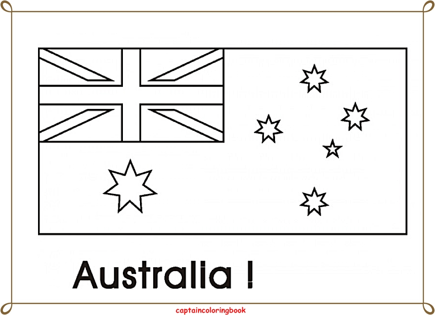 Country And World Flags Coloring Pages - Coloring Page