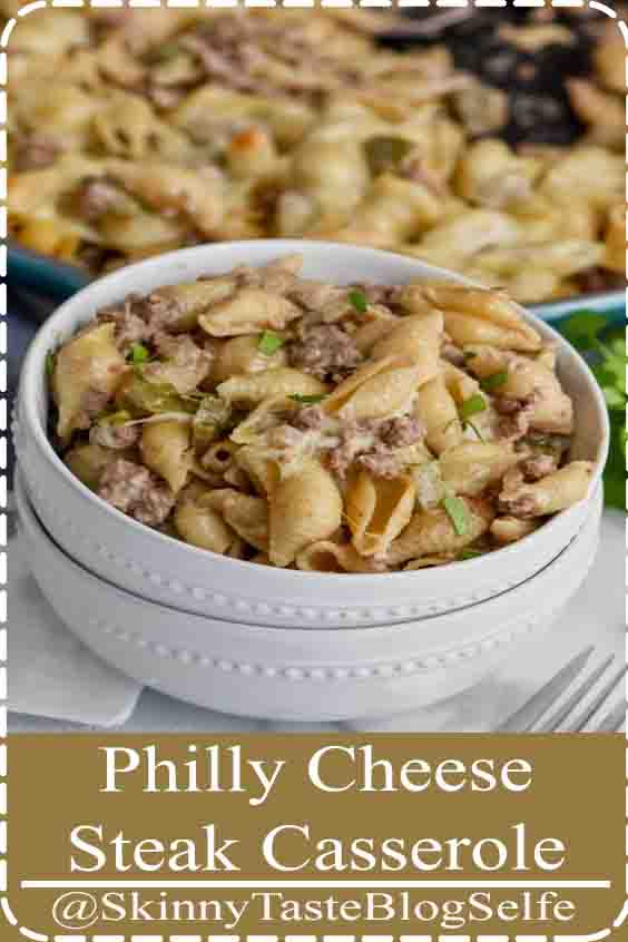 4.6 | ★★★★★  This Philly Cheese Steak Casserole is such an easy delicious dinner Full of the Philly Cheese Steak flavor you love, but baked up in a de