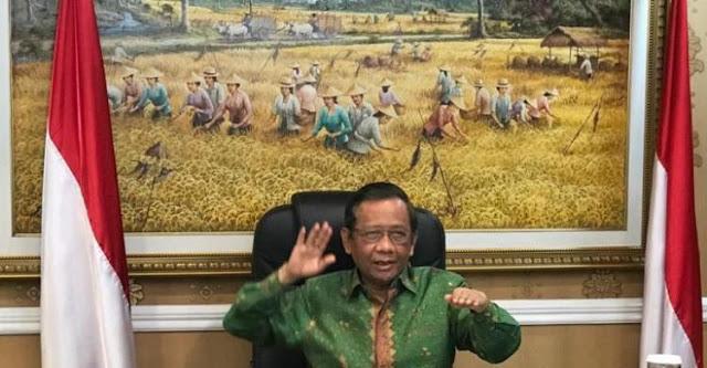 Natalius Pigai: Pokoknya Mahfud MD Harus Minta Maaf kepada Rakyat atau Mundur Demi Rakyat!