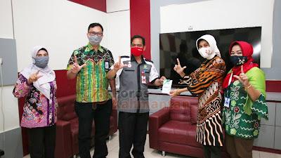 Buku Saku Covid-19 Versi Bahasa Banjar Akan Dimuat di Aplikasi iMartapura