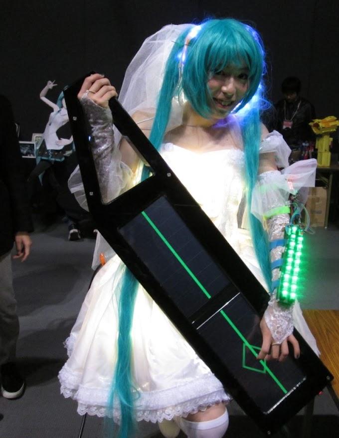 Maker Faire Tokyo 2012 参加報告