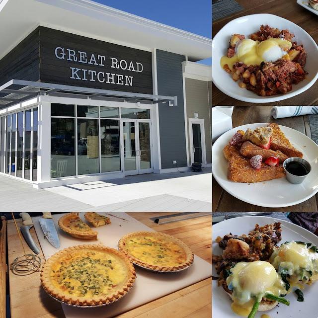 Great Road Kitchen Menu Littleton