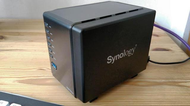 10. Synology DiskStation DS419slim