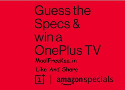 OnePlus TV Free