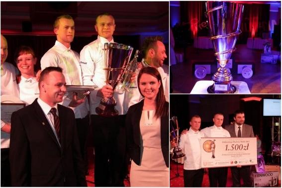 Trendy chef, kucharze, catering, nagrody, konkursy kulinarne, bracia Kuduk