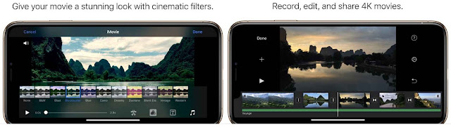 Aplikasi Edit Video iOS