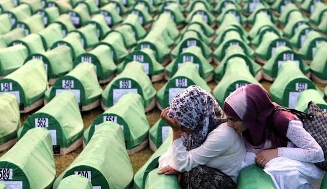 Danas 26. godišnjica genocida u Srebrenici