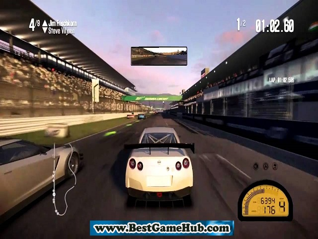 Need For Speed Shift 2 Unleashed HD Game 100% Working