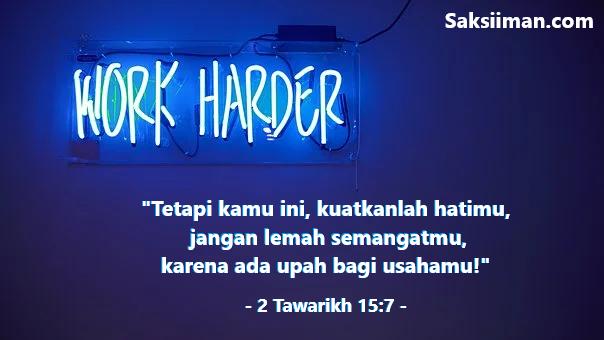 50+ Ayat Alkitab Yang Menguatkan Saat Merasa Lelah