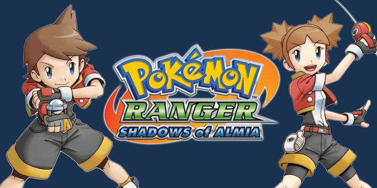 Pokémon Ranger: Shadow of Almia - Logo