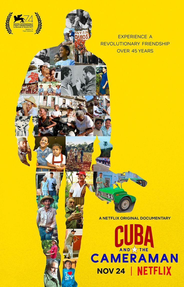 Cuba e o Cameraman 2017 Dublado