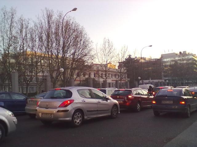 La Calle José Abascal