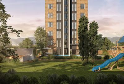 Presentan el edificio de apartamentos MIRANDA