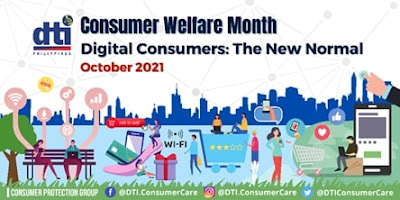 October is Consumer Welfare Month