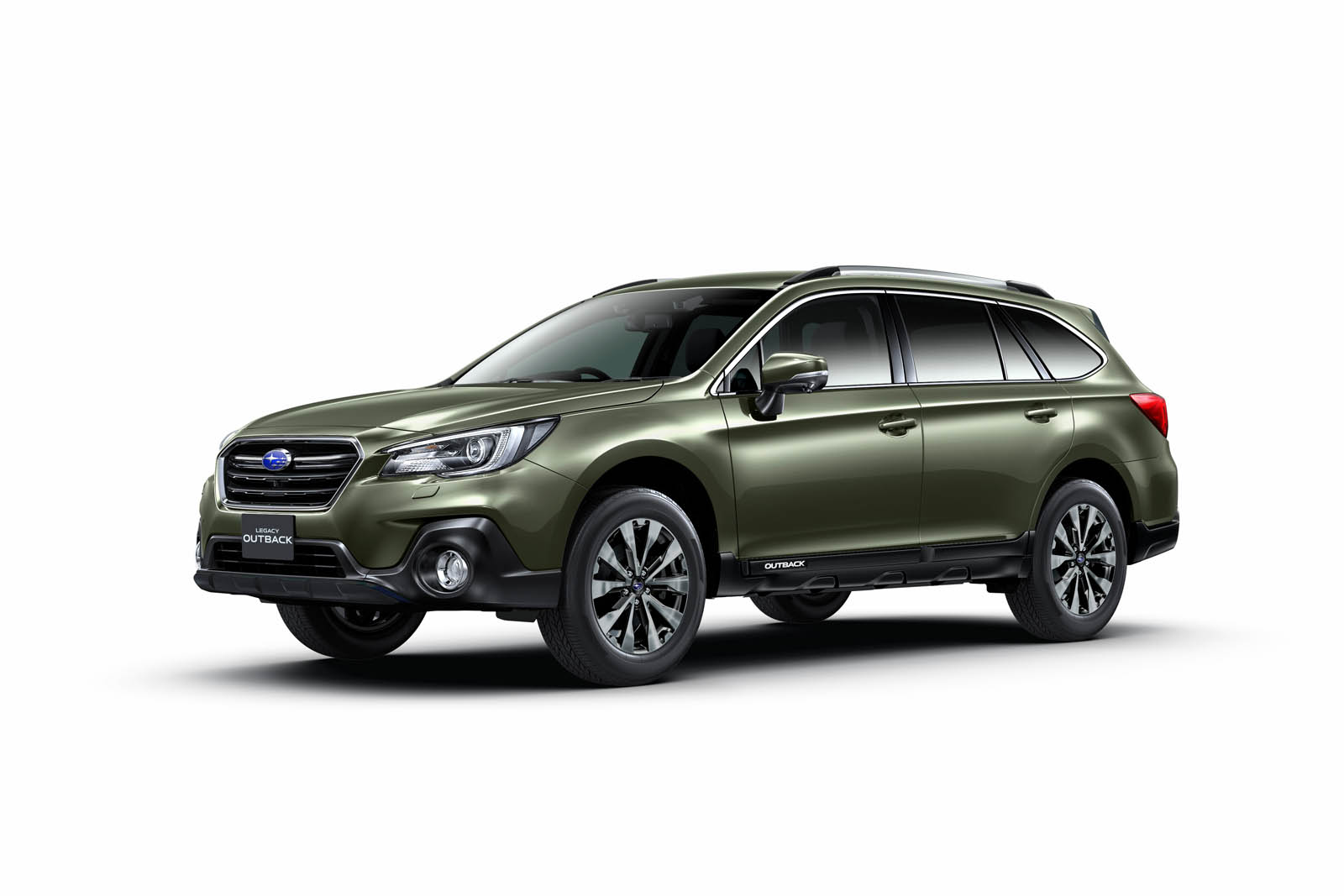 subaru showing customized impreza xv outback concepts in. Black Bedroom Furniture Sets. Home Design Ideas
