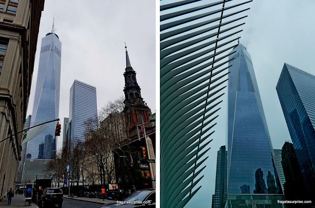 One World Trade Center, Nova York