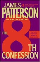 The 8th Confession by James Patterson and Maxine Paetro (Book cover))