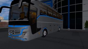 Bus – Mercedes Benz Travego 2016 V 2.0