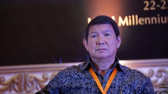 Bedah Buku Prabowo, Hashim Singgung Lagi Indonesia Bisa Bubar 2023
