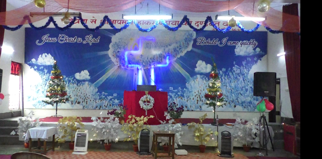 Christmas Celebration in Lucknow