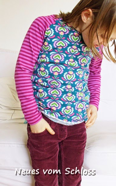 Kindershirt, my kid wears-  neuesvomschloss.blogspot.de