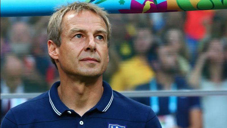 Jürgen Klinsmann candidato principal para dirigir Inglaterra
