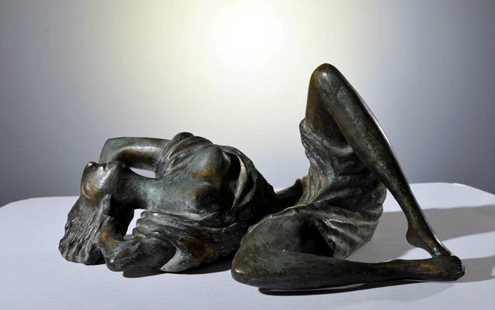 SUMMER 2009 year bronza 40x25x18cm  4000$
