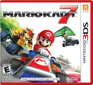 Mario Kart 7 3DS CIA