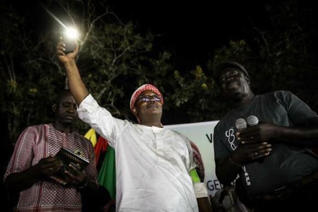 Bissau | Milhares de apoiantes de Sissoco Embaló foram à sua tomada de posse simbólica