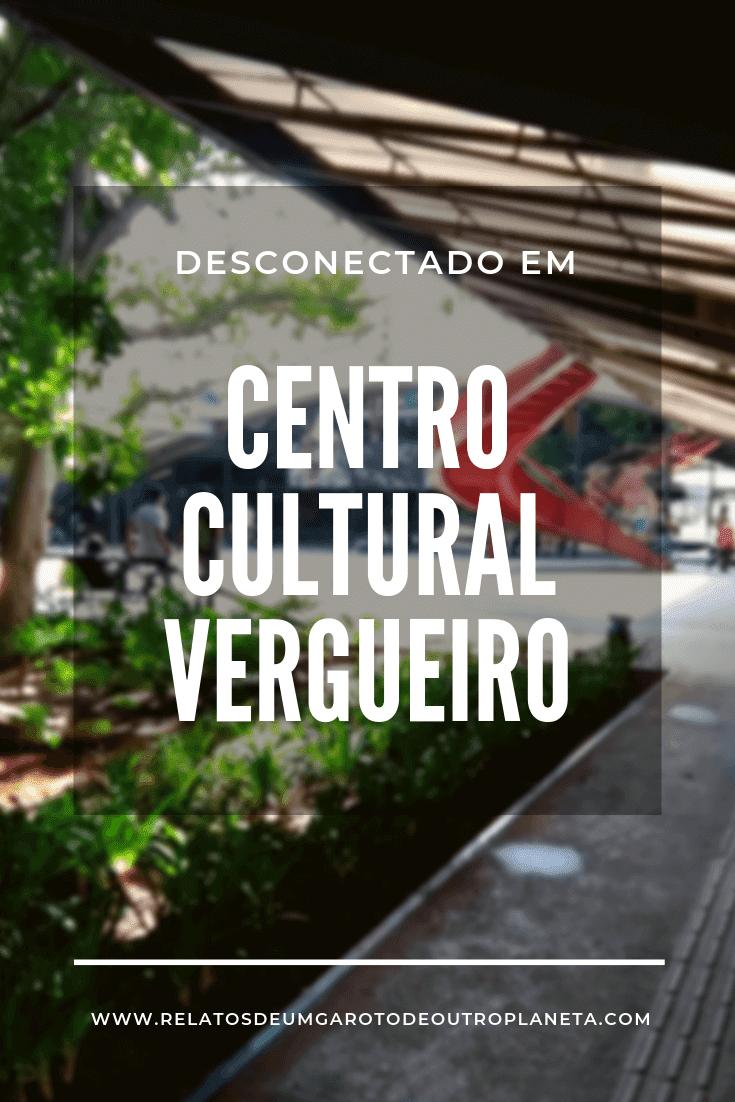 O Centro Cultural é um lugar legal para estudar, relaxar e curtir. Tem uma biblioteca gigante com uma gibiteca com mais de 10 mil títulos.
