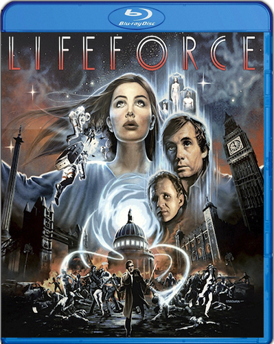 Lifeforce [Directors Cut] [1985] [BD25] [Español]