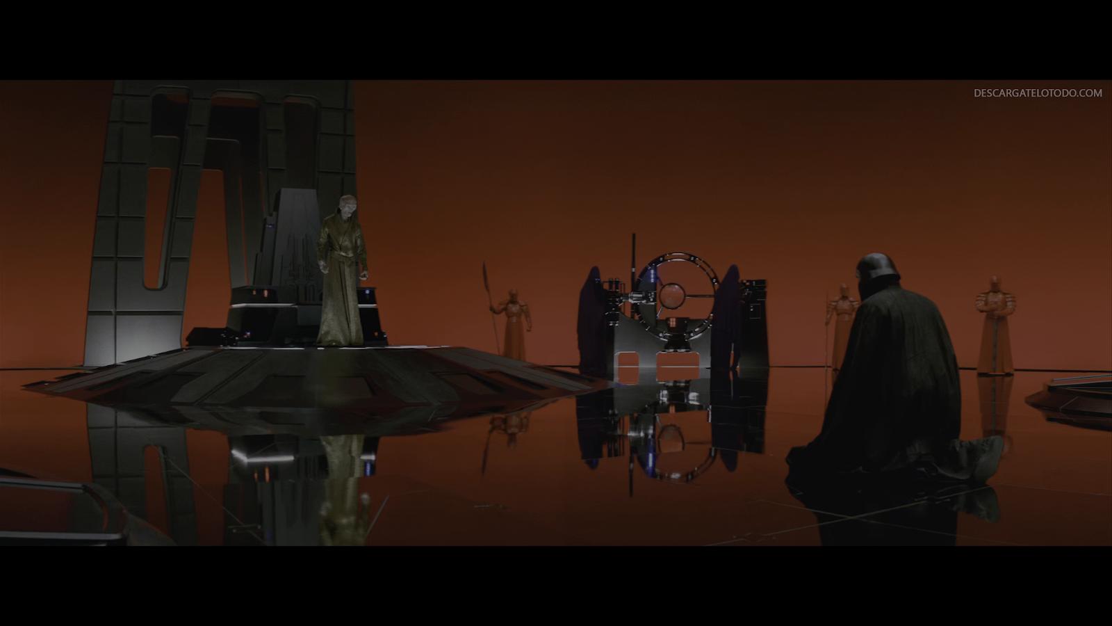 Star Wars: Los últimos Jedi (2017) 4K UHD [HDR] Latino-Castellano-Ingles captura 1