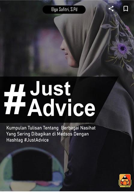 Review Buku Just Advice