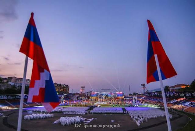 Pashinyan abrirá los Juegos Pan-Armenios de 2019 en Artsakh