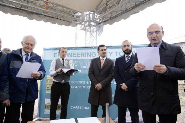 Armenia invierte para la Ciudad de Ingeniería